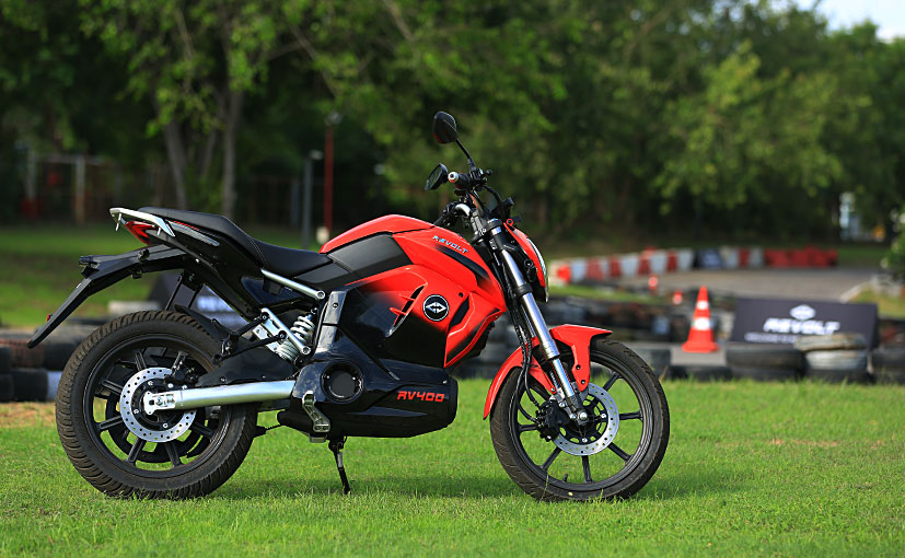 The Revolt electric motorcycles get interesting monthly payment plans