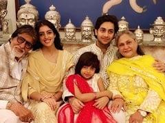 Inside The Bachchans' Raksha Bandhan Celebrations. See Pics