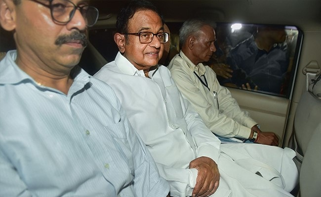 P Chidambaram Tells Supreme Court: Probe Agencies Destroying My Reputation On Daily Basis
