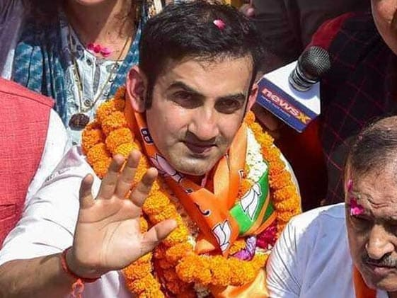 Gautam Gambhir Taunts AAP After Centre Authorises Illegal Colonies In Delhi