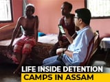 Video: Released From Jail Ahead Of Assam Citizen List, 'Foreigners' On What Next