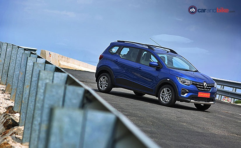 The Renault Triber is a premium offering in the subcompact MPV segment.