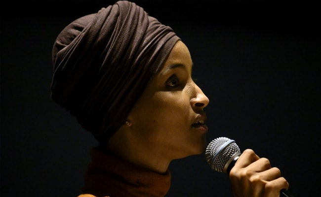 US Senator Ilhan Omar Decries Hate After Death Threat