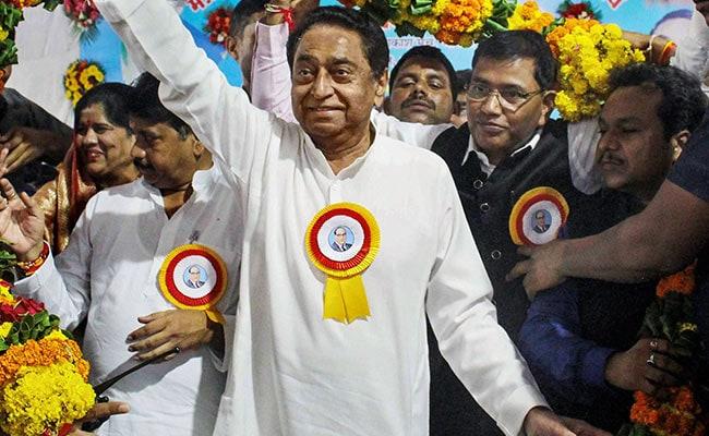 Madhya Pradesh Congress On Brink As Resignations Of Rebel MLAs Accepted