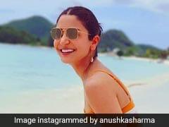 अनुष्का शर्मा ने इंस्टाग्राम पर बिकिनी में पोस्ट की फोटो तो विराट कोहली का यूं आया कमेंट