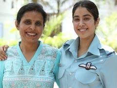 Janhvi Kapoor's <i>Kargil Girl</i> Inspired By NDTV's 1999 Report On India's First Women Combat Aviators