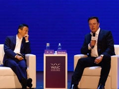 Humans Or Machines? Elon Musk, Jack Ma Spar On Future Of AI