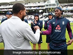 Ashes 2nd Test: Jofra Archer Gets England Cap As Rain Washes Out First Day