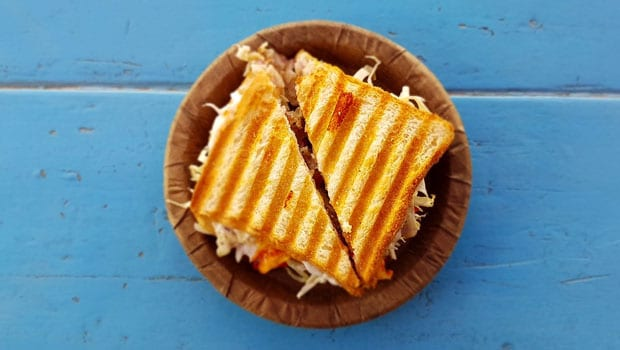 Cooking Tips: Try This 4-Ingredient Healthy Protein-Rich Sandwich With A Spicy Twist