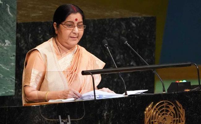 'Sri Lanka's True Friend': PM Ranil Wickremesinghe On Sushma Swaraj