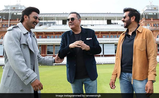 '83: Ranveer Singh And Kabir Khan Welcome Boman Irani Onboard