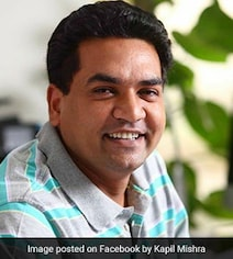 'Did Nothing Wrong': BJP's Kapil Mishra On Video Before Delhi Clashes
