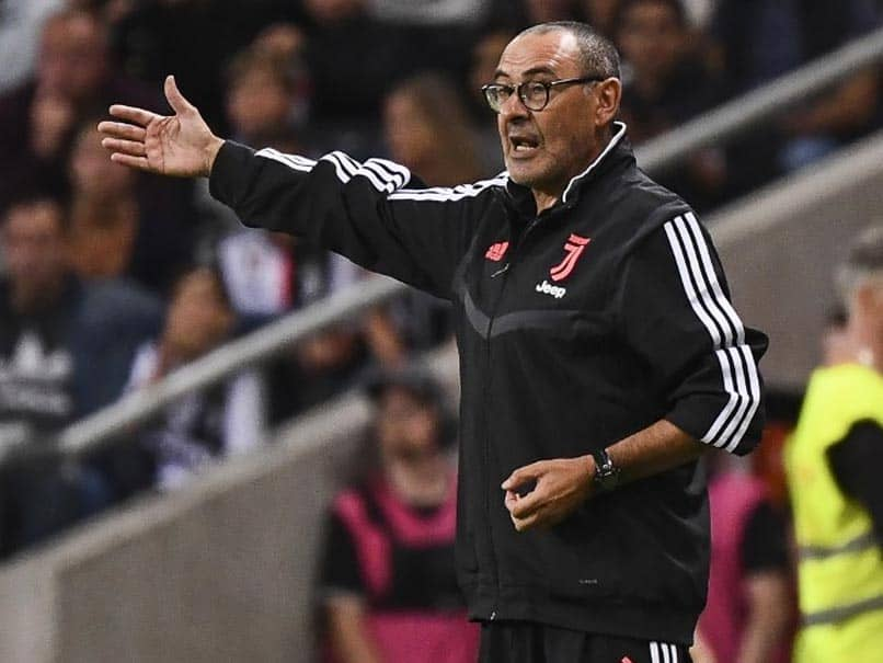 Juventus Gamble On Maurizio Sarri Delivering Another Style Of Serie A Title