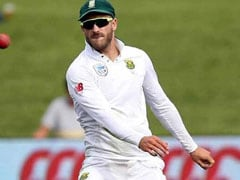 Faf Du Plessis Confirmed As South Africa Test Captain