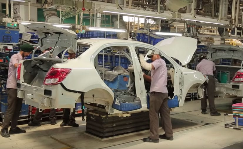 India's auto industry had to scale down operations March 23 onwards