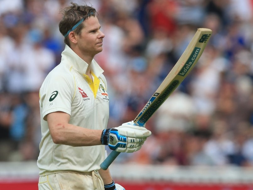 Emotional Steve Smith Revels In Ashes Centuries