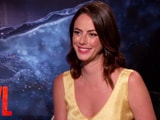 Video: Actor Kaya Scodelario On <i>Crawl</i> & Roles For Women In Films