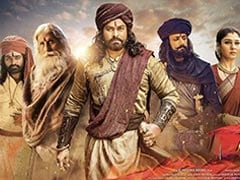 <I>Sye Raa Narasimha Reddy</i> Teaser: Chiranjeevi As One-Man Army. Forget Blinking For 1-And-A-Half Minutes