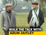 Video : Walk The Talk With Arun Jaitley (Aired: January 2015)
