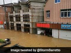 Typhoon Lekima ने चीन में मचाई तबाही, अभी तक जा चुकी है 49 लोगों की जान