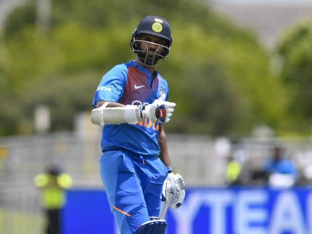 Thats Why Shikhar Dhawan is included in India against South Africa A