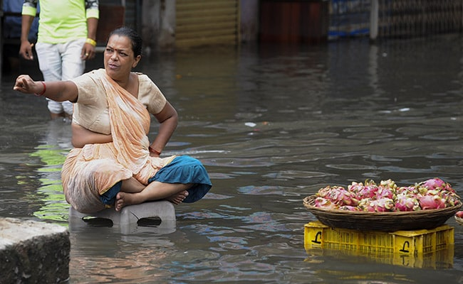 Chopper To Drop Relief Material In Flood-Hit Sangli In Maharashtra