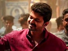 <I>Bigil</i>: Tamil Star Vijay Gifts Gold Rings To 400 Team Members