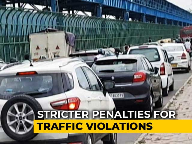 Video : Motor Vehicles Bill Clears Rajya Sabha; Stricter Penalties For Violations