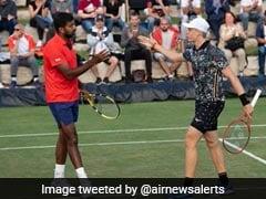 Tennis: रोहन बोपन्ना और डेनिस शापोवालोव की जोड़ी पहुंची रोजर्स कप के सेमीफाइनल में