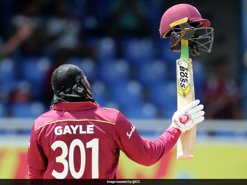 "Chris Gayle Dismisses Retirement Speculations, Says, ""I Didn"