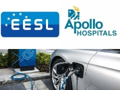 EESL Partners With Apollo Hospitals To Install Public Charging Stations