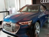 Video : A Glimpse at Audi's E-Tron