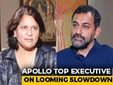 Video: Economy Has High Blood Pressure: Shobhana Kamineni, Top Apollo Executive