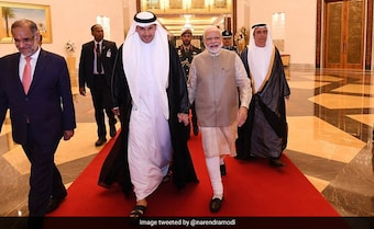 PM Arrives In UAE, Will Receive Gulf Nation's Highest Civilian Award