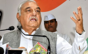 'Congress Has Lost Its Way': Haryana's BS Hooda Backs BJP On Kashmir