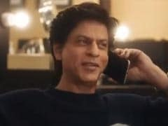 Shah Rukh Khan ,Shah Rukh Khan Video ,Social Media ,Netflix India,शाहरुख खान,फोन कॉल,काम,Video