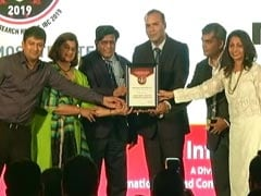 "NDTV Wins ""India's Most Trusted News Broadcaster 2019 Award"""