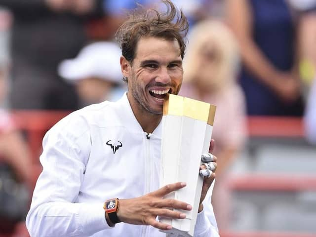 Rafael Nadal Dominates Daniil Medvedev In Montreal For 35th Masters Title
