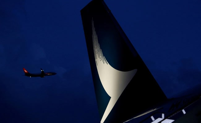 Cathay Pacific Says Its Chairman John Slosar Retiring