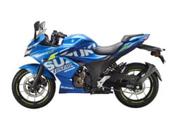 Suzuki Gixxer SF 250 MotoGP Edition Launched In India; Priced At Rs. 1.71 Lakh