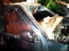 BJP सांसद रूपा गांगुली के बेटे ने दीवार में कार से मारी टक्कर, प्रत्यदर्शियों के मुताबिक नशे में था और...
