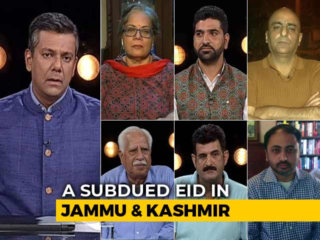 Video : A Muted Eid In Jammu And Kashmir