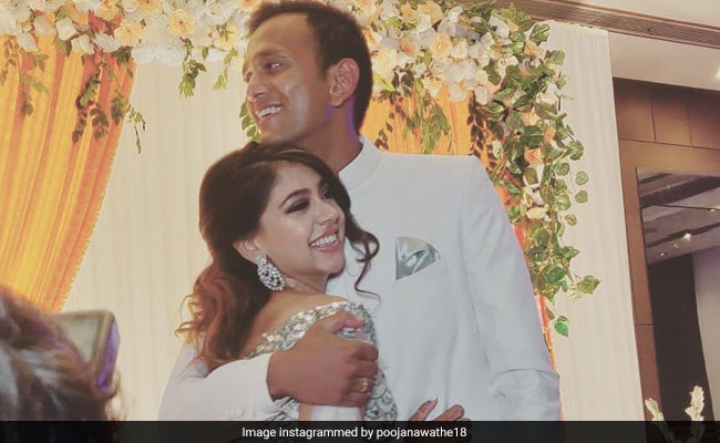 Inside Pics From Niti Taylor And Parikshit Bawa's Engagement