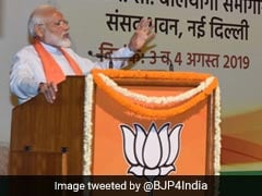 Work To Win Over Even Those Who Didn't Vote For You: PM To BJP Lawmakers