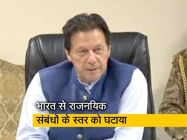 Videos : रवीश कुमार का प्राइम टाइम: जम्मू-कश्मीर पर भारत के फैसलों से खिसियाया पाक