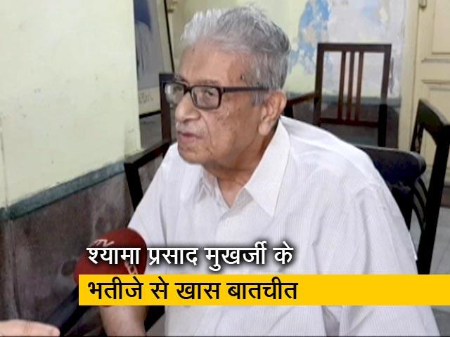 Videos : NDTV से आर्टिकल 370 पर बोले एसपी मुखर्जी- इस सरकार ने वादे पूरे किए