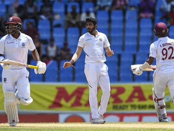 सबसे कम मैचों में 50 टेस्ट विकेट लेने वाले दूसरे गेंदबाज बने जसप्रीत बुमराह, जाने कौन है टॉप पर