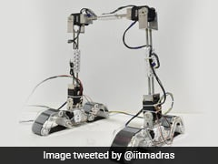 Robot That Can Hold Objects Like Human Hand Developed By IIT-Madras