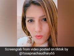 Sapna Choudhary TikTok Top Video: सपना चौधरी की शरारतों ने मचाई खलबली, इन डांस वीडियो ने उड़ाया गरदा