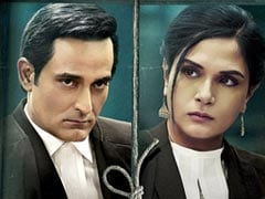 <I>Section 375</I> Trailer: Richa Chadha And Akshaye Khanna's Courtroom Drama Is Edgy